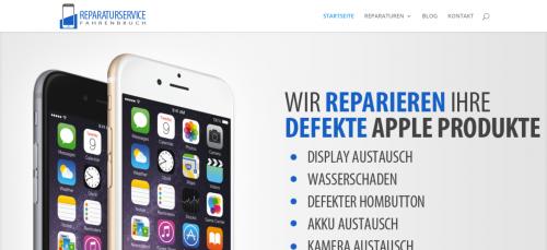 Firmenprofil von: Ihre Smartphone Display Reparatur in Zweibrücken: handyreparatur-pirmasens.de