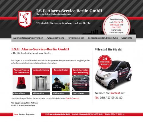 Firmenprofil von: Mit Revierstreifendienst in Berlin die Sicherheit gewährleisten