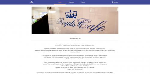 Firmenprofil von: Gemütliches Frühstückscafé in Anrath: Royals Café