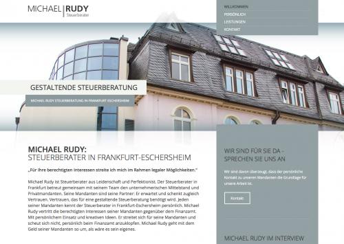 Firmenprofil von: Steuerberater Michael Rudy aus Frankfurt