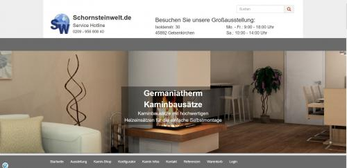 Firmenprofil von: Schornsteinwelt – Ihr persönlicher Schornstein Konfigurator in Gelsenkirchen