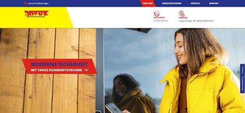 Firmenprofil von: Der beste Schutz: Yavuz Sicherheitstechnik in Braunschweig
