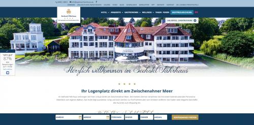 Firmenprofil von: Ein Seminarhotel für Unternehmen aus Bielefeld: Seehotel Fährhaus in Bad Zwischenahn