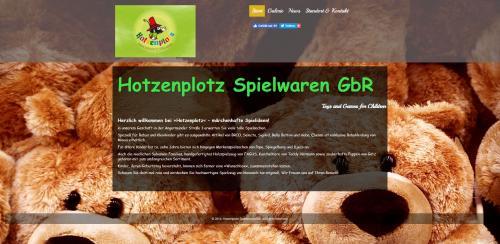 Firmenprofil von: Ihr Spielzeugladen in Düsseldorf: Hotzenplotz Spielwaren GbR