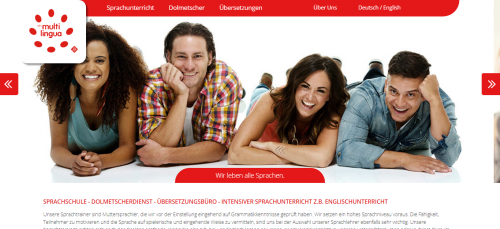 Firmenprofil von: Professionelles Dolmetschen von abc multilingua in Hannover