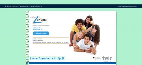 Firmenprofil von: Ihr Partner für Sprachkurse in Augsburg: Sprachen Prisma