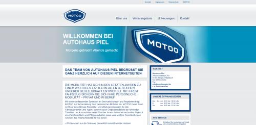 Firmenprofil von: Stahlfelgen in Bergisch Gladbach: Autohaus Piel