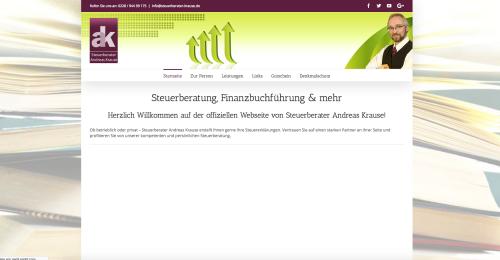 Firmenprofil von: Steuerbüro Krause in Bonn