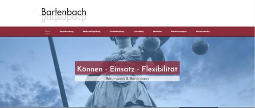 Firmenprofil von: Erfahrene Steuerberater in Rottenburg-Seebronn: Bartenbach & Bartenbach