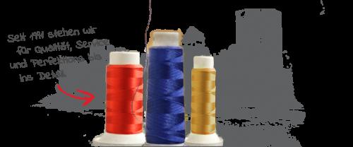 Firmenprofil von: Textilveredelung in Albstadt
