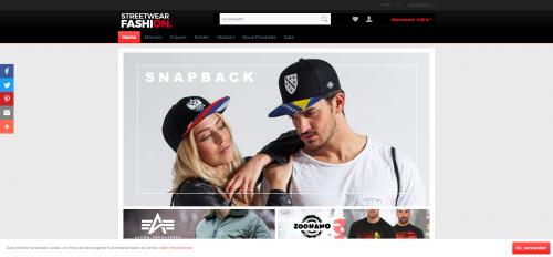 Firmenprofil von: Stylische Alpha Industries Herrenjacken im Streetwearfashionshop