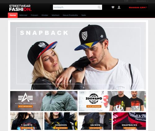 Firmenprofil von: Deus Maximus Sweater – Streetwearfashionshop Kaymaz