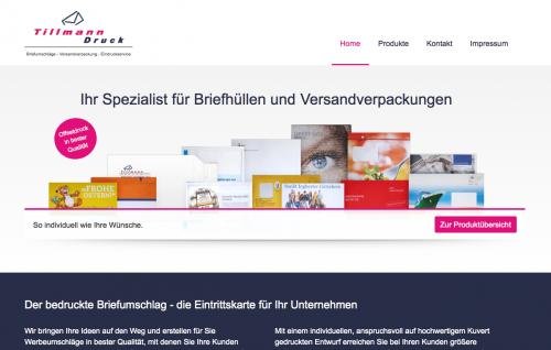 Firmenprofil von: Druckerei Tillmann Druck GmbH in Erkelenz