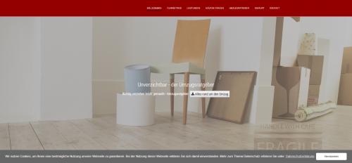 Firmenprofil von: Privatumzüge Berlin mit den Profis von Monika Kunst UMZÜGE  TRANSPORTE