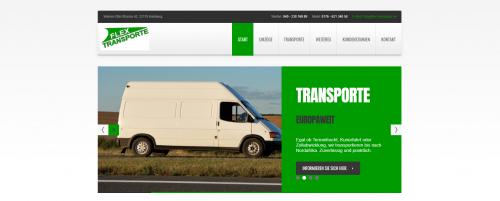 Firmenprofil von: Privatumzug in Hamburg leicht gemacht: Flex Transporte