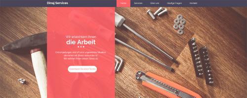 Firmenprofil von: Ihr Partner für Entrümpelungen Essen an der Ruhr: Dinaj Services