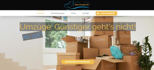 Firmenprofil von: Der stressfreie Privatumzug mit Kara-Umzüge M.T. in Bremen