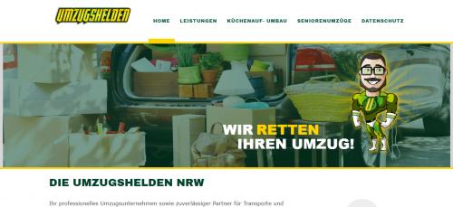 Firmenprofil von: Die verlässliche Umzugshilfe in NRW