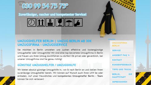 Firmenprofil von: Umzugshelfer Berlin: Ihr Umzugsunternehmen in Pankow