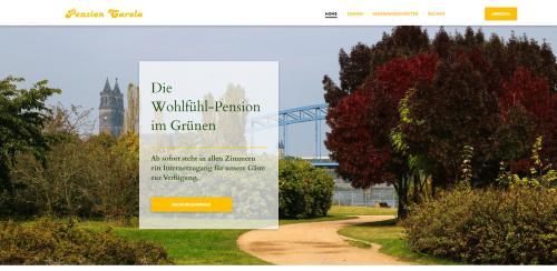Firmenprofil von: Preiswerte Unterkünfte in Magdeburg: Pension Carola