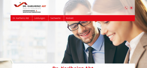 Firmenprofil von: Unternehmens- und Wirtschaftsberatung Dr. Karlheinz Abt in Lörrach