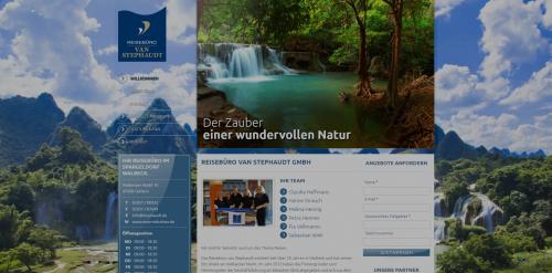 Firmenprofil von: Reiseangebote Geldern: Urlaub mit dem Reisebüro van Stephaudt