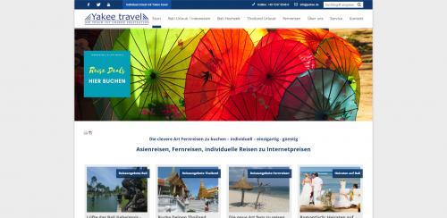 Firmenprofil von: Urlaubsangebote für Bali bei Yakee travel
