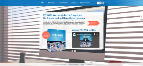 Firmenprofil von: Kassensystem für den Einzelhandel: CPH EDV-Beratung