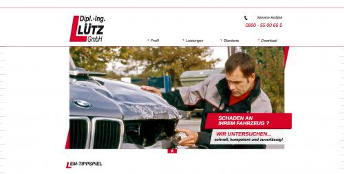 Firmenprofil von: Dipl.-Ing. Lütz GmbH – Kfz-Sachverständige Waldbröl
