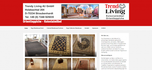 Firmenprofil von: Schicke Perserteppiche bei Baden-Baden