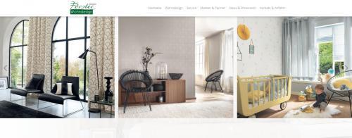 Firmenprofil von: Wohnraumberatung bei Coburg: Gardinenstudio GmbH Wohndesign Förster
