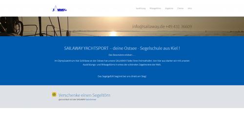 Firmenprofil von: Ihr Yachtcharter für die Ostsee: Traumurlaub auf hoher See mit SAILAWAY